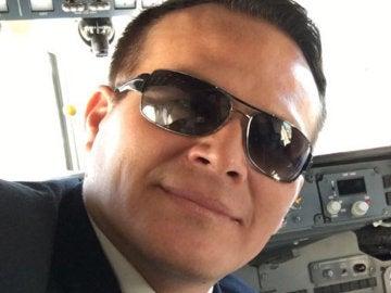Miguel Quiroga, piloto del avión de Lamia que se estrelló en Colombia
