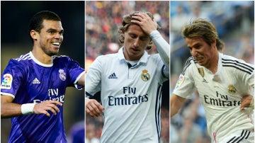 Pepe, Modric y Coentrao, en el caso 'Football Leaks'