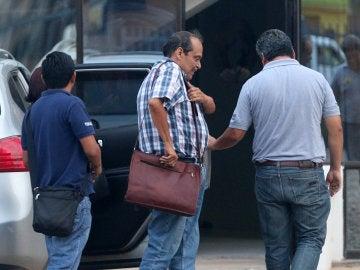 Fiscales detienen al director general de la aerolínea boliviana Lamia, Gustavo Vargas Gamboa
