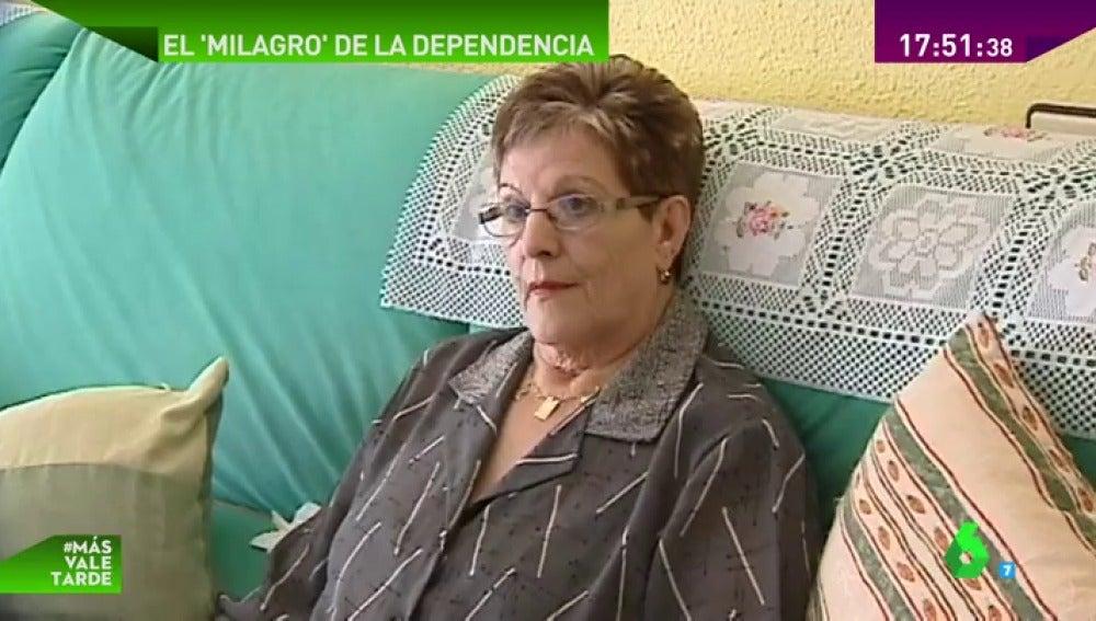 Frame 46.218508 de: Las milagrosas curaciones de la Generalitat valenciana para rebajar la cuantía de las ayudas de dependencia