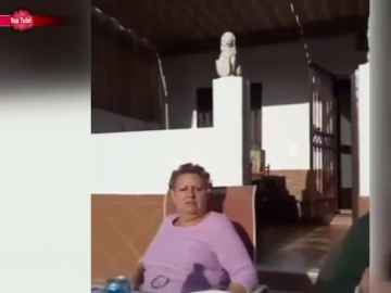 Dolores, la protagonista del 'peor mannequin challenge de la historia'