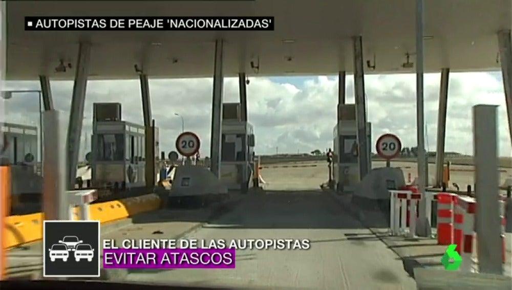 Frame 13.39807 de: El coste de la nacionalización de autopistas será de 5.700 millones, según las concesionarias