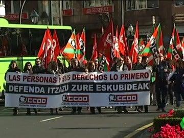 Frame 0.163673 de: movilizaciones sindicatos