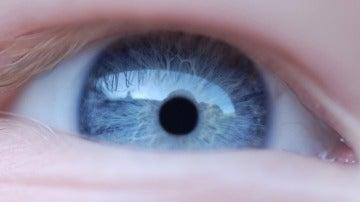 Un ojo humano