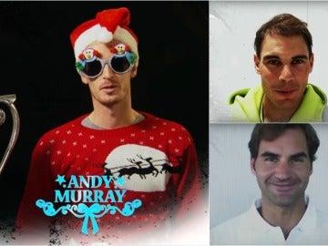 El villancico de los tenistas de la ATP
