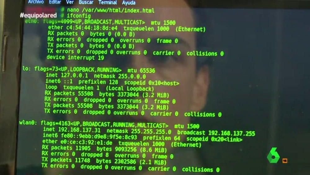 Frame 118.170361 de: ¿Codificar los mensajes de WhatsApp protege las comunicaciones? Un hacker muestra las vulnerabilidades del sistema