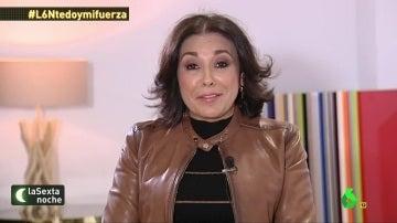 Isabel Gemio en laSexta Noche
