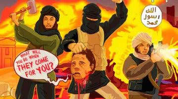El ejemplar del ISIS se prohibió en Amazon.com por las quejas de los usuarios.