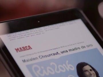 """Frame 118.469945 de: Rosa María Calaf: """"La imagen que se da de la mujer en los medios es nefasta, sesgada y no responde a la realidad"""""""