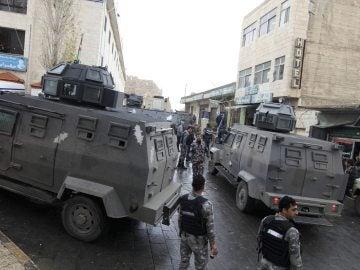 Diez muertos en un tiroteo en el sur de Jordania