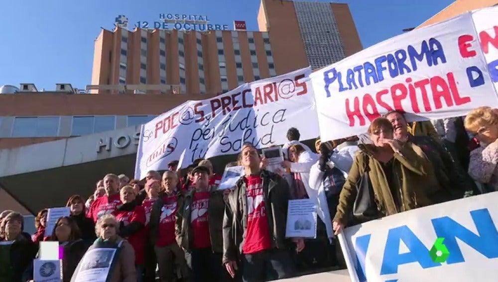 Frame 1.042726 de: protestas 12 octubre