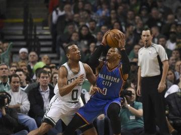 Westbrook, ante Bradley