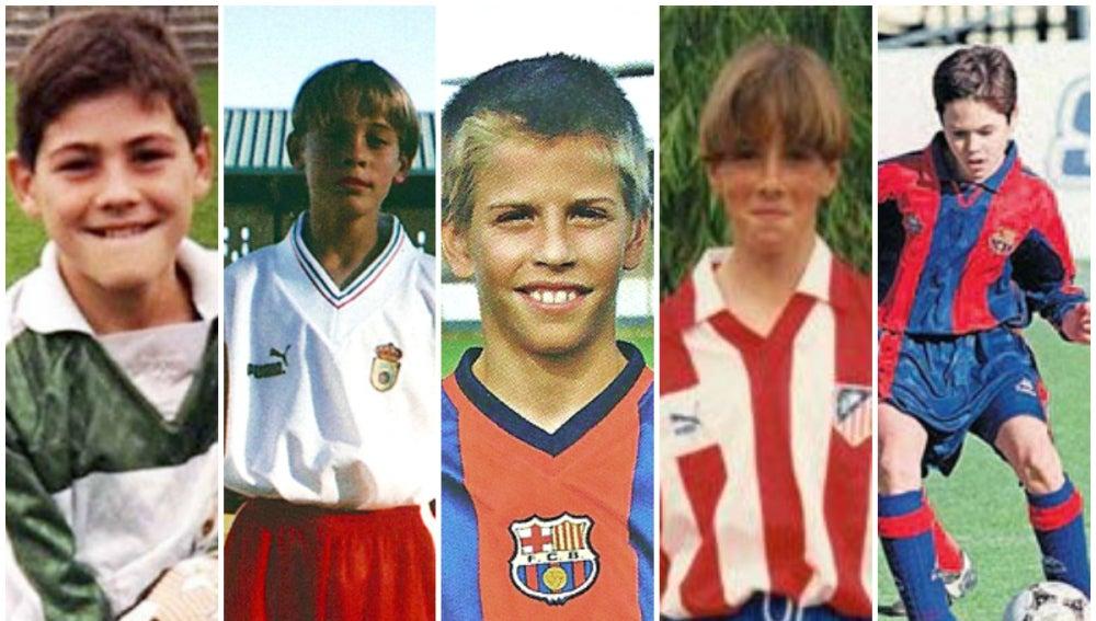 Futbolistas que han participado en LaLiga Promises