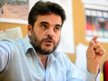 Miguel Ángel Sánchez, concejal de Ganemos Talavera