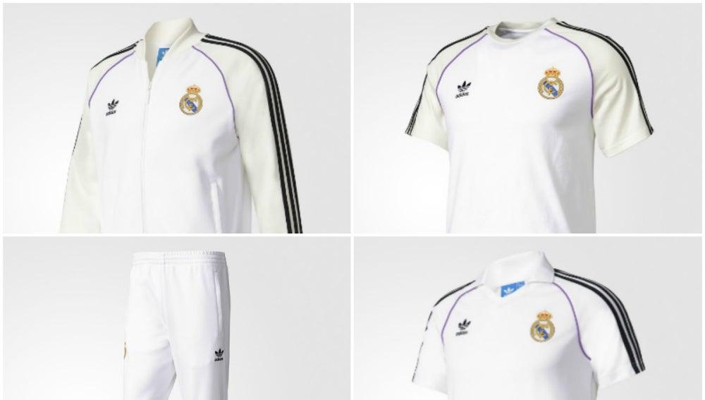 El Real Madrid tendrá una equipación  retro  en la temporada 2017 ... 9d01fe2eccfd5