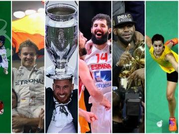 Las grandes citas deportivas de 2017