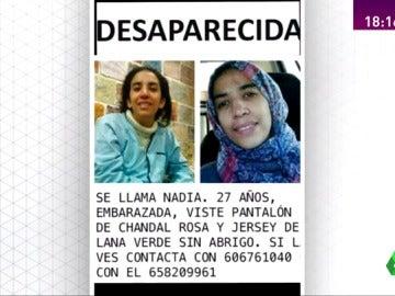 Frame 14.065587 de: La Policía busca a una mujer embarazada de 27 años desaparecida en Madrid que necesita medicación