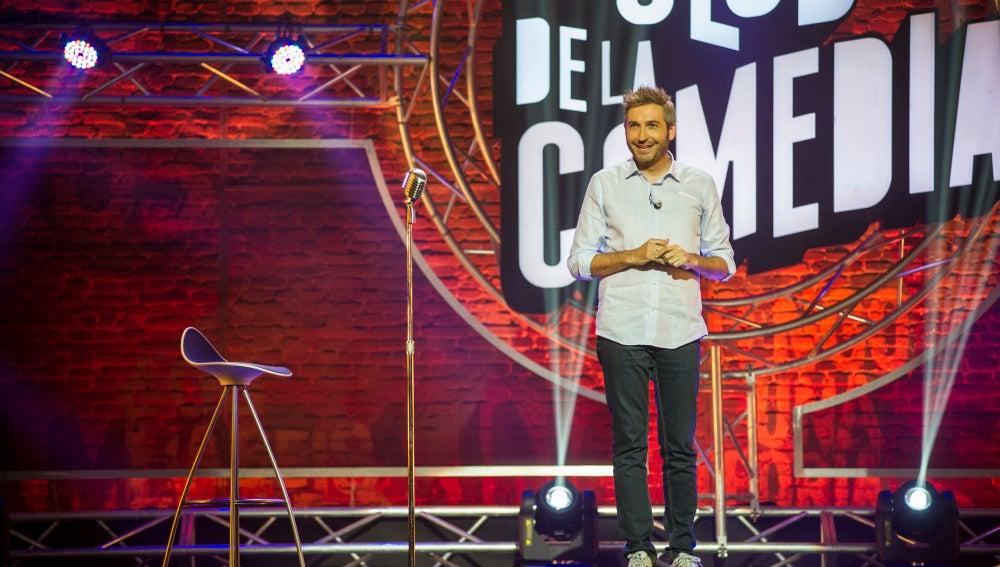Frank Blanco en El Club de la Comedia