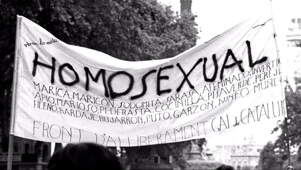 Frame 14.226951 de:  Hace 38 años que no es delito ser homosexual en España
