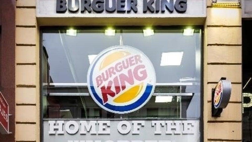 Burguer King castellaniza su nombre