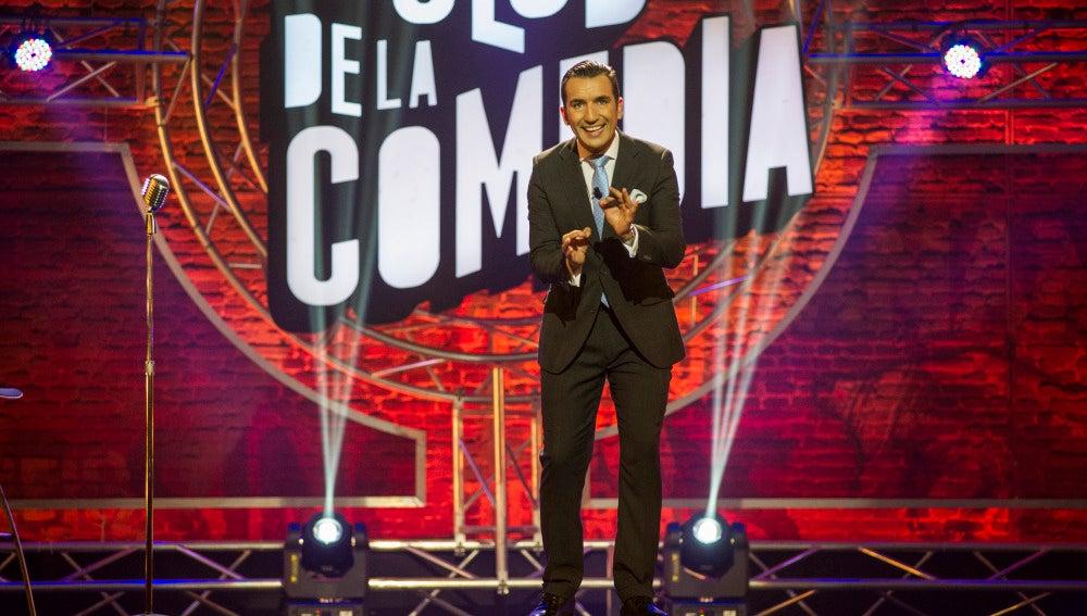 Miguel Lago en El Club de la Comedia
