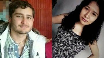 Emmanuel Delani Valdez Bocanegra y Francia Ruth Ibarra
