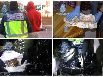 Así fue la detención de uno de los dos yihadistas arrestados en Madrid