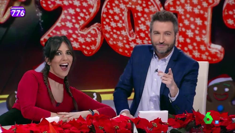 Irene Junquera y Frank Blanco versionan 'Si te vas'