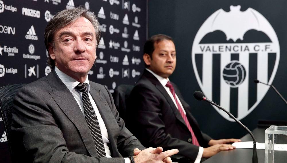 Suso García Pitarch, en rueda de prensa