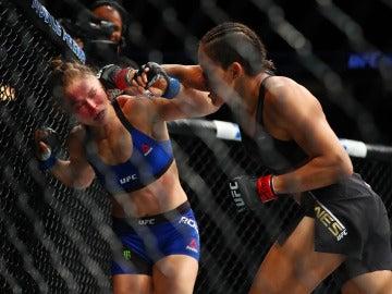 Ronda Rousey, noqueada