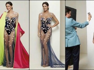 Cristina Pedroche vuelve a dar el 'campanazo' con un impresionante vestido