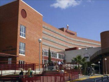 Hospital Virgen de la Arrixaca en Murcia