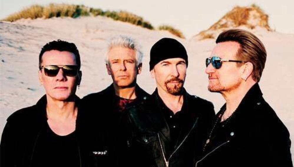 U2 anuncia su gira The Joshua Tree Tour 2017
