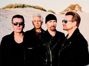 U2 anuncia su gira The Joshua Tree Tour 2017