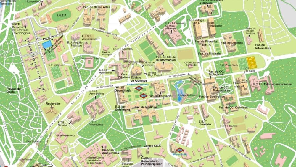 El campus de Moncloa cumple 90 años en 2017