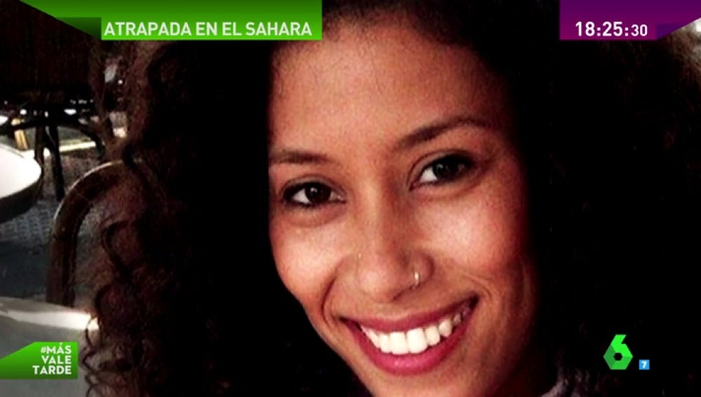 Frame 11.974869 de: Maloma, una saharaui que lleva 13 meses sin poder volver a España, retenida por su propia familia