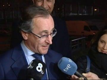 """Frame 0.0 de: Alfonso Alonso: """"Nuestros sistemas de elección son los más abiertos que hay en toda España; son solo 100 avales para presentarse"""""""