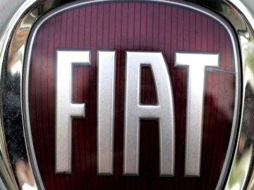 Logotipo de Fiat (Archivo)