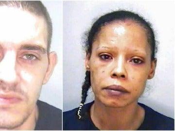 La pareja condenada a prisión por la justicia de Hull