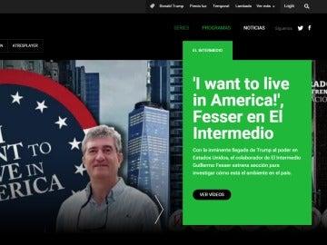 Página principal de laSexta.com
