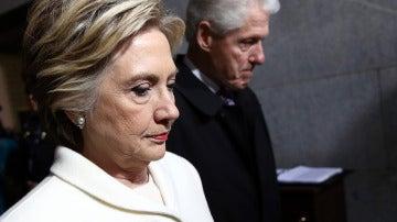 Hillary y Bill Clinton