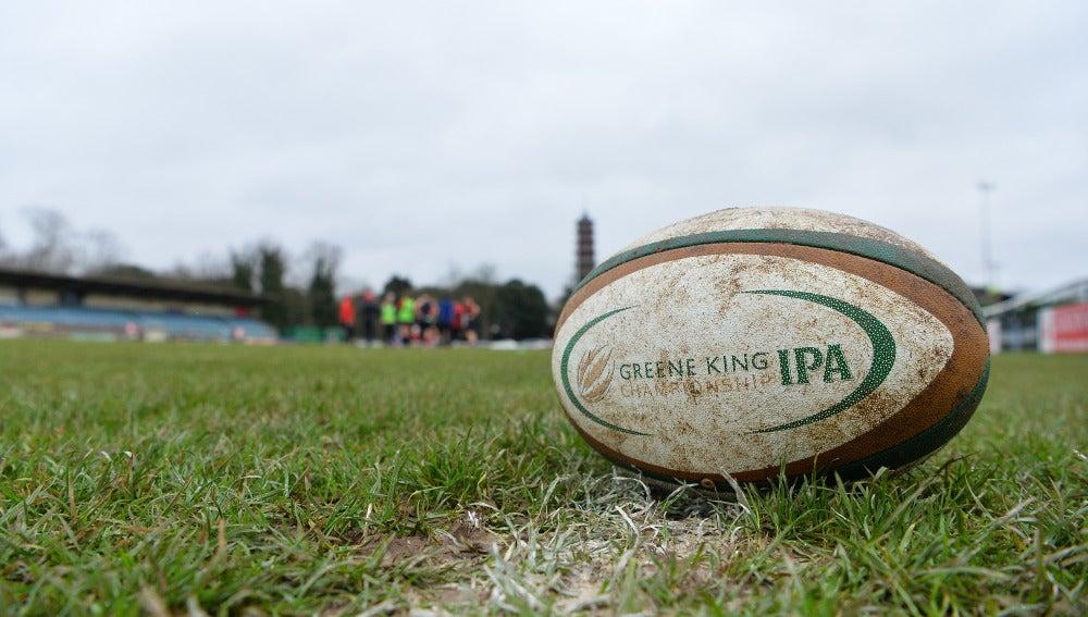 Balón de rugby