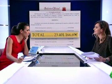 Frame 291.940386 de: El intento frustrado del metro de Torrejón de Ardoz ha costado 23 millones de euros a los madrileños