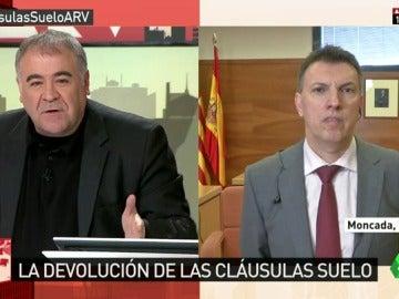 """Frame 1.283603 de: Joaquim Bosch: """"La tercera parte del terrorismo que investiga la Audiencia Nacional son tuits y chistes"""""""