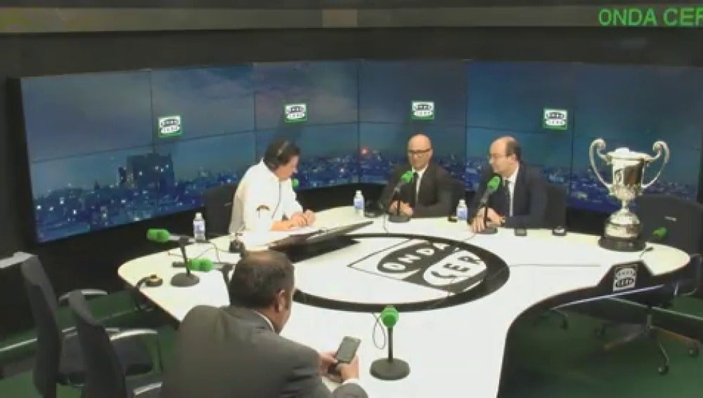Frame 0.730795 de: Aquí puedes ver la entrevista completa con Jorge Sampaoli y Pepe Castro