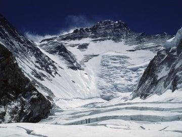 Imagen del Valle del Silencio en el Everest.