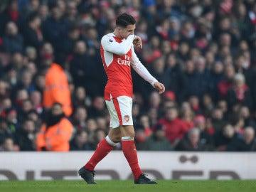 Granit Xhaka, jugador del Arsenal