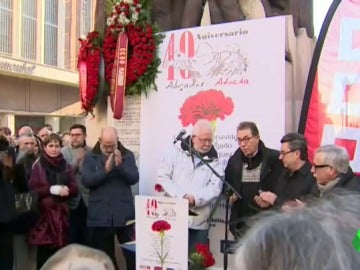 Frame 0.0 de: Se cumplen 40 años de la matanza de Atocha, un crimen de la extrema derecha que aún sigue abierto