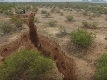 Grieta en Arizona