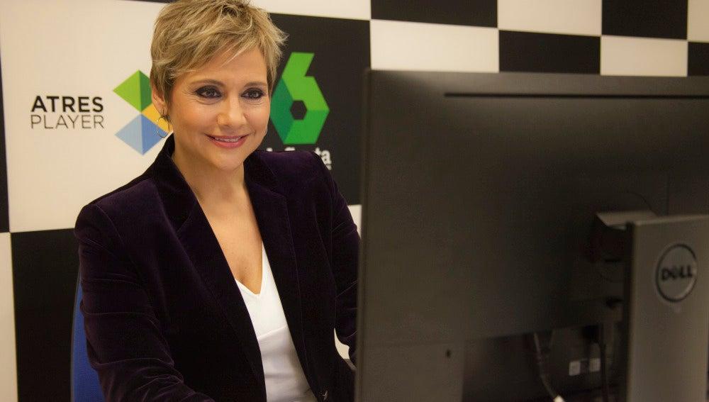 Gloria Serra responde a los internautas de laSexta.com